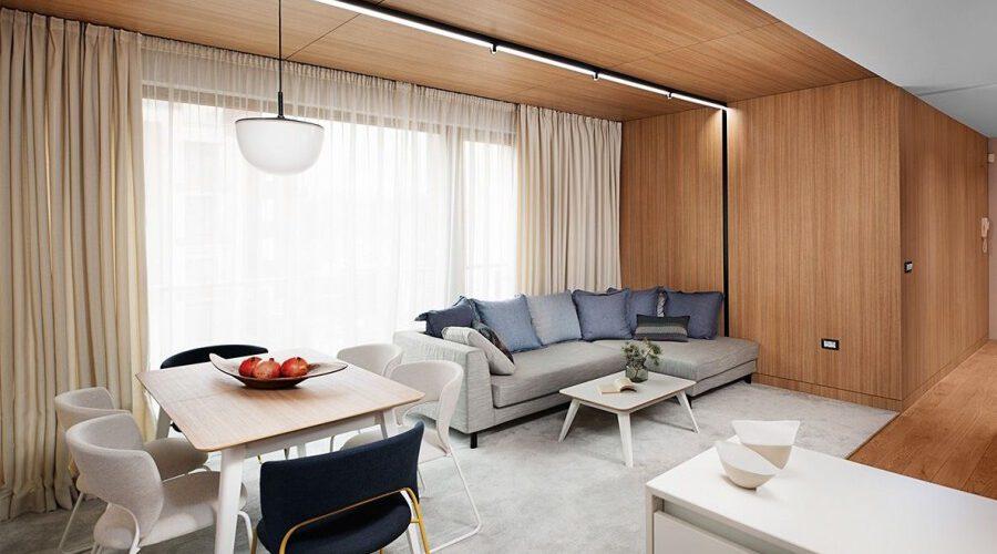 nowoczesne wnetrza mieszkalne